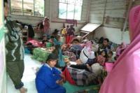 Ribuan Pengungsi Ulumanda Majene Belum Tersentuh Bantuan
