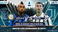Lawan Juventus, Momen Kebangkitan Inter Milan di Liga Italia