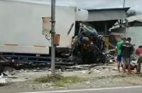 Kecelakaan Maut di Semarang, 7 Korban Dilarikan ke RS Ken Saras