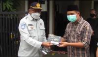 Jasa Raharja Serahkan Santunan Korban Sriwijaya Air di Bandung