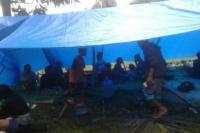 Gempa di Majene, 3.800 Warga Desa Onang Mengungsi ke Gunung