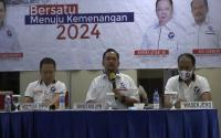 Bentuk Pengurus dan Kader Tangguh, DPW Perindo Provinsi Jambi Gelar LKM