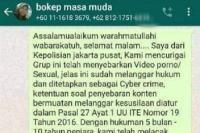 Polisi Masuk WAG Porno, Member Berbondong-bondong <i>Left Grup</i>