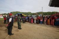 Kemensos Tempatkan Ibu Hamil & Lansia Pengungsi Gempa Sulbar di Tenda Khusus