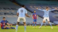 Man City Hancurkan Crystal Palace di Stadion Etihad