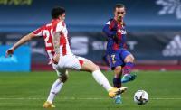 Imbang 2-2 di Waktu Normal, Barcelona vs Bilbao Berlanjut ke Babak Tambahan