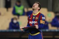 Lionel Messi Kartu Merah, Barcelona Takluk dari Bilbao di Final Piala Super Spanyol 2021