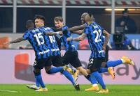 Inter Milan Hajar Juventus di Giuseppe Meazza