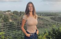 Pesona Desire Cordero, Miss Spanyol 2014 yang Pernah Jatuh ke Pelukan Cristiano Ronaldo