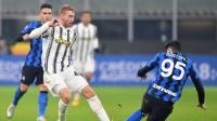 Hasil Liga Italia Semalam: Atalanta Diimbangi Genoa, Inter Milan Kandaskan Juventus
