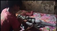 Sang Ibu Lumpuh Kaku, Remaja Ini Terpaksa Putus Sekolah
