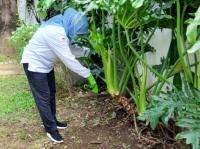 Jalani Isolasi Mandiri, Gubernur Khofifah: Mencoba Terus Produktif