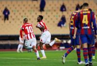 Sikat Real Madrid-Barcelona, Athletic Bilbao Tunjukkan Mampu Kompetitif