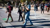 AS Kerahkan 25.000 Tentara Amankan Washington Jelang Pelantikan Biden
