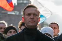 Ditahan 30 Hari, AS dan Eropa Minta Kritikus Putin Alexei Navalny Dibebaskan