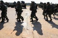 Bersiap Hadapi Serangan China, Taiwan Gelar Latihan Perang dengan Tank dan Mortir