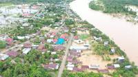 533 Rumah Terendam Banjir di Kabupaten Nunukan