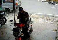 Pura-Pura Pinjam, Diduga Oknum Polisi Bawa Kabur Motor Tukang Fotocopy