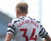 Van de Beek Gagal Bersinar di Man United, Begini Reaksi Petinggi Ajax