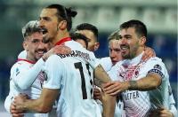 Meski Tampil Mentereng, Zlatan Ibrahimovic Sebut Laga Kontra Cagliari Sulit