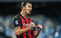 Zlatan Ibrahimovic Bicara soal Kontraknya di AC Milan