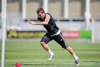 Pilih Nomor 9 di AC Milan, Mario Mandzukic Sanggup Lepas Kutukan?