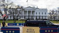 Pelantikan Joe Biden Dijaga Super Ketat