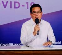 Soal Vaksinasi di Daerah Bencana, Satgas : Pemerintah Fokus Penanganan Bencana