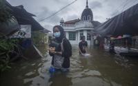 21 Orang Meninggal Akibat Banjir Kalsel, 63.608 Warga Mengungsi
