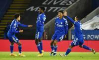Klasemen Liga Inggris: Leicester City Tendang Man United dari Posisi Pertama