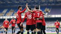 Bersaing di Papan Atas Liga Inggris, Cavani: Semua Tim Ingin Kalahkan Man United