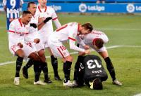 Hasil Liga Spanyol Semalam: Sevilla Menang, Valladolid Imbang