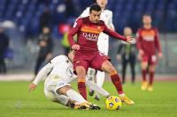 Bermain dengan Sembilan Orang, Roma Disingkirkan Spezia di Coppa Italia