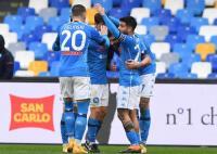 Napoli Hadapi Juventus Tanpa Rasa Takut