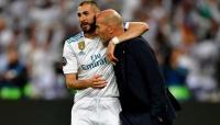 Zidane Sebut Benzema Layak Kembali ke Timnas Prancis