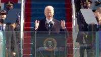 Pidato Pertama Presiden AS Joe Biden: Ini adalah Hari Amerika