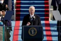 Pidato Pertama, Biden Berjanji Perbaiki Hubungan AS dengan Negara-Negara Dunia