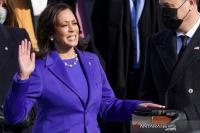 Kamala Harris, Perempuan Pertama Menjabat Wakil Presiden AS