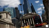 Polisi Temukan 826 Tanaman Ganja di Gedung Dekat Bank Sentral Inggris