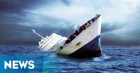 Kapal Terbalik, 43 Migran Tewas di Lepas Pantai Libya