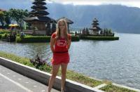 Diputus Cinta, Bule Cantik Dibunuh Pacarnya di Bali