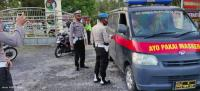 Langgar Lalin, 3 Polisi Kena Tilang