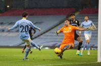 Man City vs Aston Villa Masih Tanpa Gol