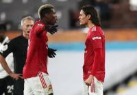 Fulham vs Man United Sama Kuat di Babak Pertama