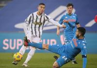 Babak Pertama Juventus vs Napoli Berakhir 0-0