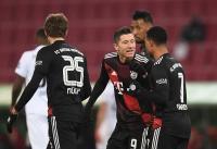 Penalti Lewandowski Bantu Bayern Munich Menang 1-0 atas Augsburg