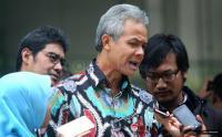 Gubernur Ganjar Disuntik Vaksin Corona pada 28 Januari