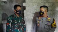 Senyum Sumringah Kopka Hamim Usai Rumah Tak Layak Huni Miliknya Dibedah Wakapolres Subang