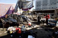 32 Tewas, ISIS Klaim Bertanggung Jawab Atas Ledakan Bom di Baghdad