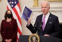 Anggota DPR AS Ajukan Pasal untuk Makzulkan Joe Biden